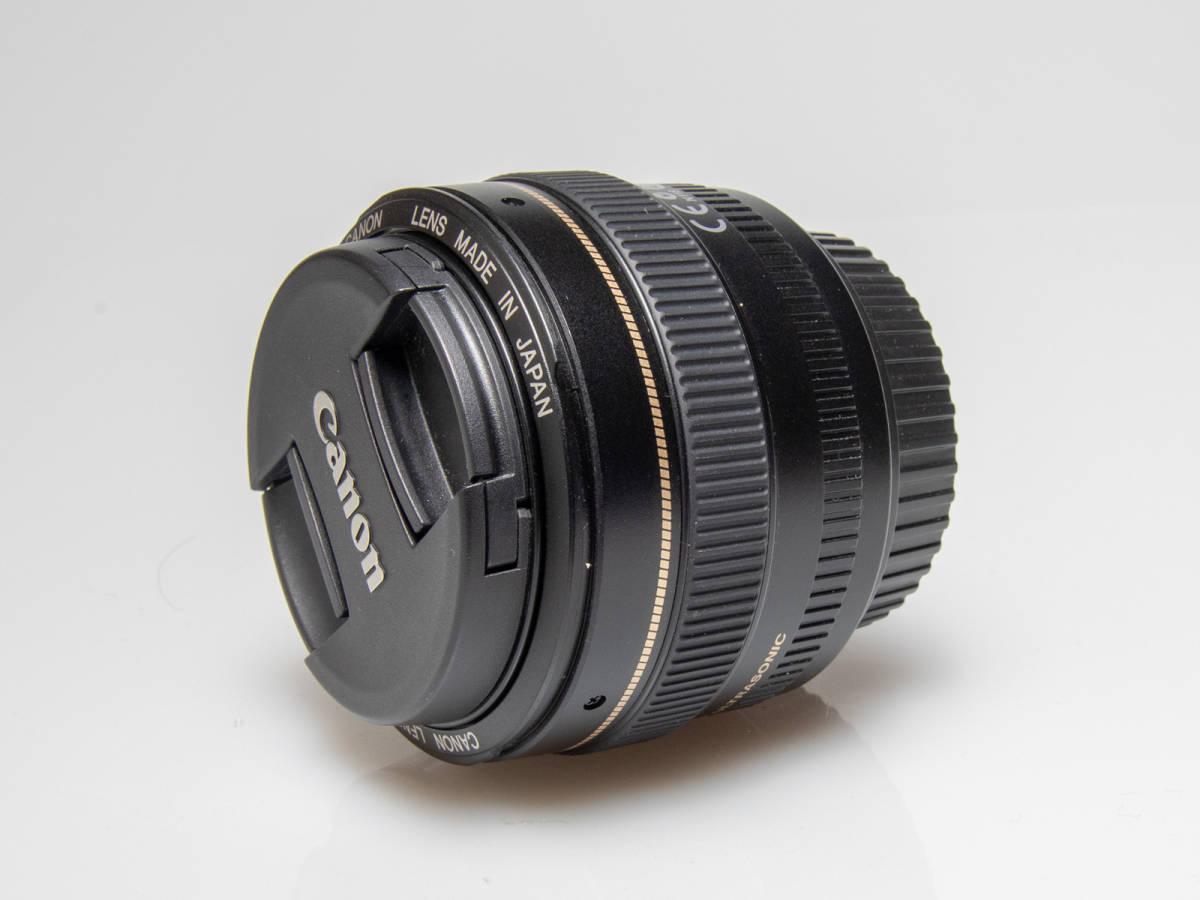 ★美品★Canon キヤノン EF 50mm F1.4 USM_画像8