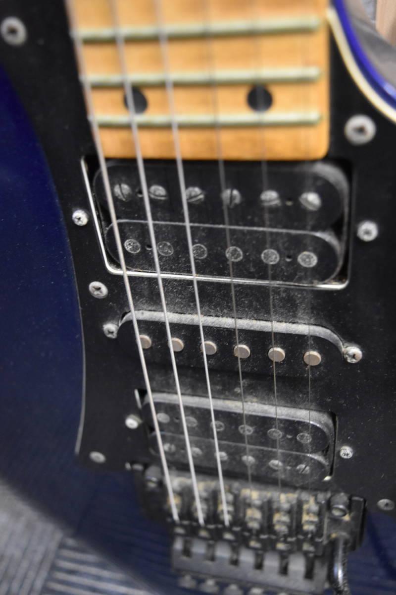 Ibanez アイバニーズ RG550 エレキギター 中古_画像4