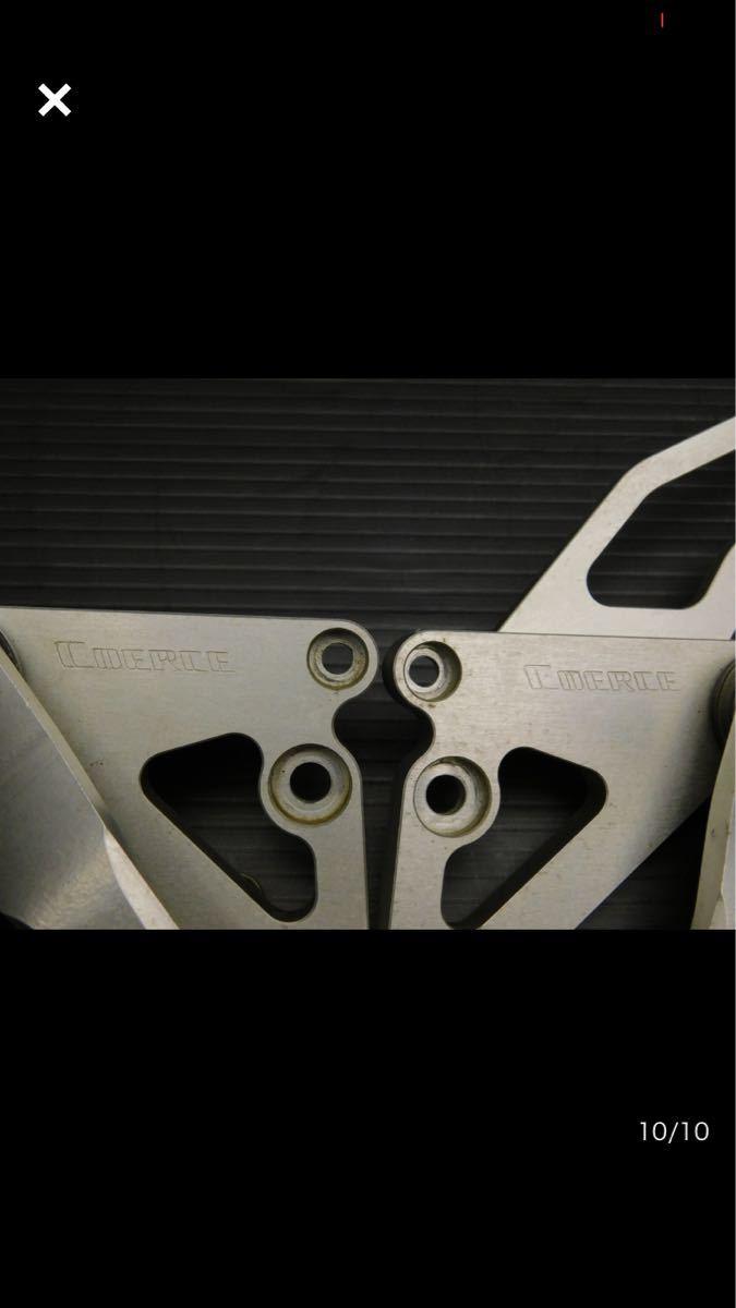 FZR400RR用コワースバックステップキット!1スタ売り切りです!_画像10