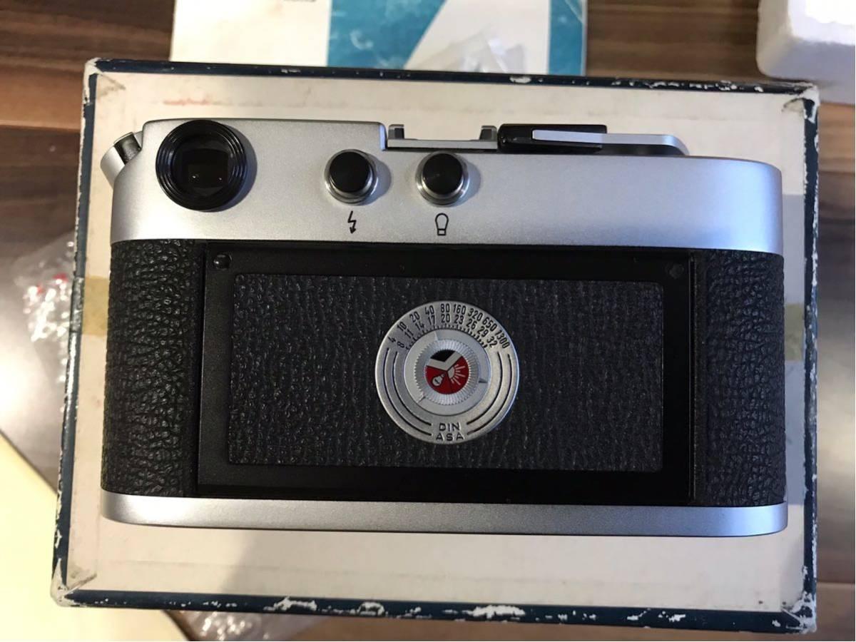 コレクション品 ライカ M4 Lシール 元箱付き 1268946 1970年製_画像3