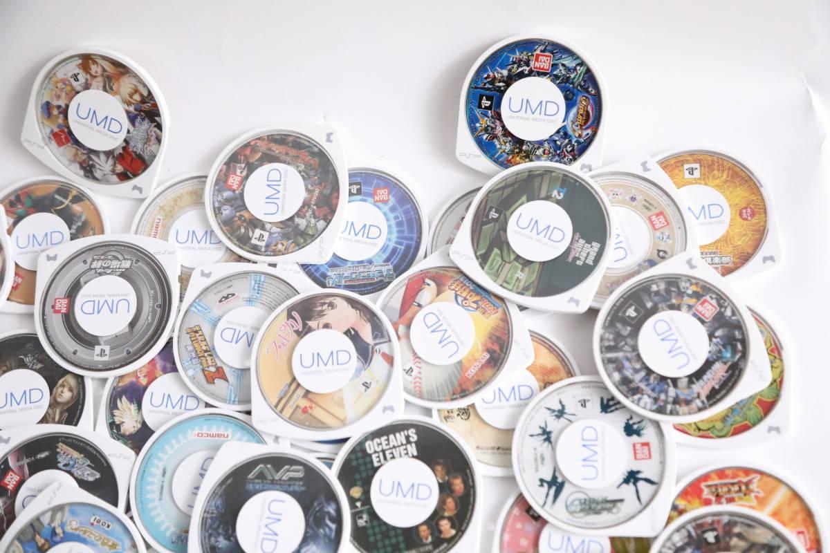 PSP ゲームソフト 71本まとめセット UMD エイリアンVSプレデター、オーシャンズ11等UMDディスク_画像3