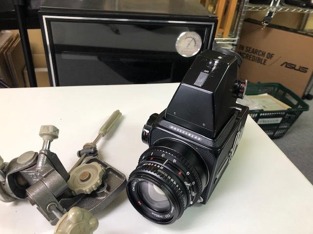 1円スタート HASSELBLAD 500C/M 中判カメラ ボディ Carl Zeiss _画像6