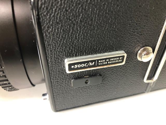 1円スタート HASSELBLAD 500C/M 中判カメラ ボディ Carl Zeiss _画像2