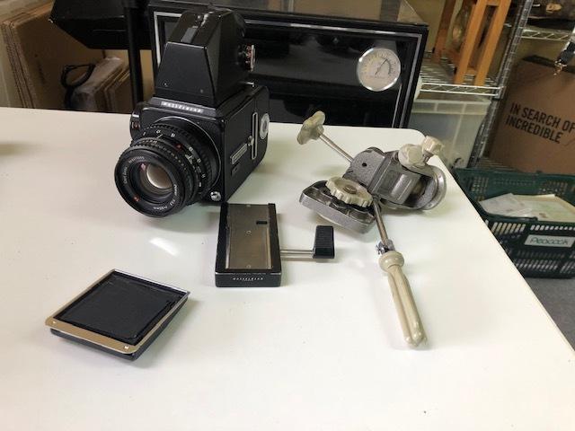 1円スタート HASSELBLAD 500C/M 中判カメラ ボディ Carl Zeiss _画像5