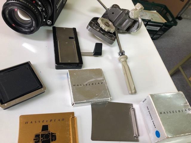 1円スタート HASSELBLAD 500C/M 中判カメラ ボディ Carl Zeiss _画像7
