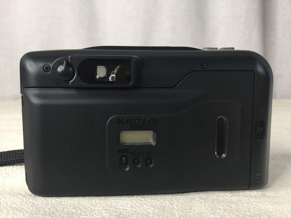 GOKO ゴコー Macromax AZS1150 AF SUPER MACRO GOKO LENS 38-115mm フィルム コンパクトカメラ 写真機 ストラップ ケース付き_画像4