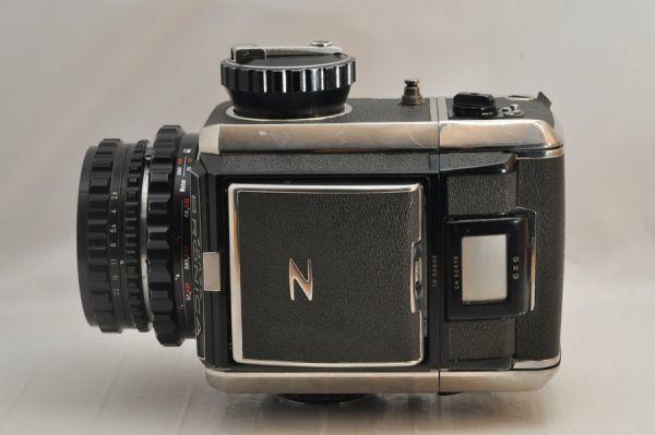 ★超極上美品★BRONICA S2 ボディ + 100mm F2.8 レンズ セット #10175_画像4