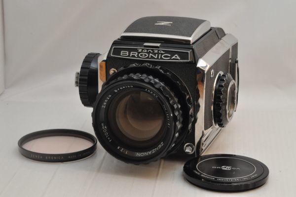 ★超極上美品★BRONICA S2 ボディ + 100mm F2.8 レンズ セット #10175_超極上美品です!!