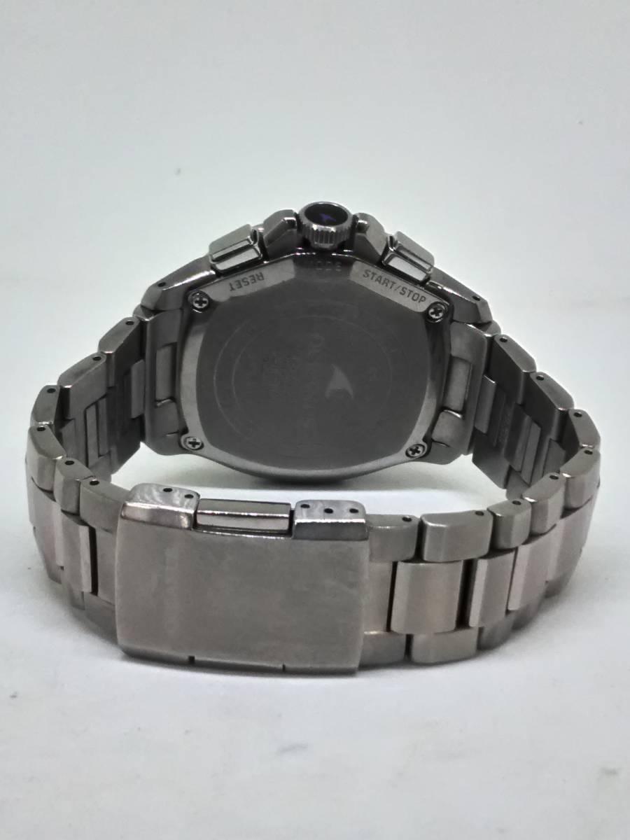 1円~CASIO/カシオ/OCEANUS/オシアナス/OCW-T1010/メンズ/ソーラー電波/約44mm/可動品_画像4
