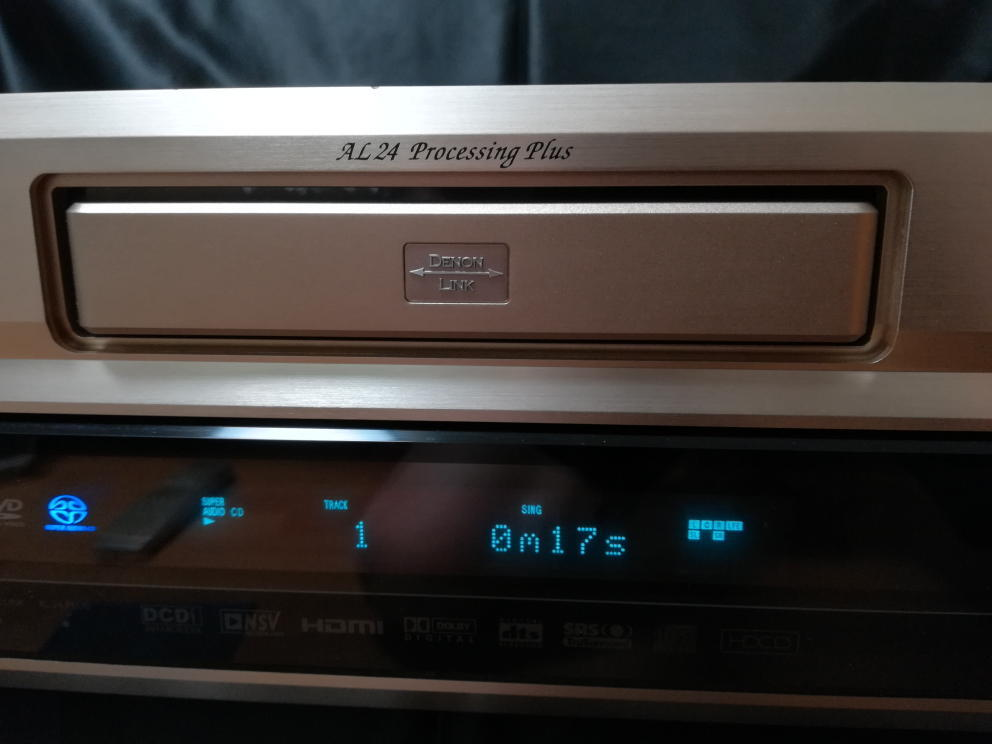 M19054M DENON DVD-3910 firmly considering . low sound interchangeable remote control attaching universal player