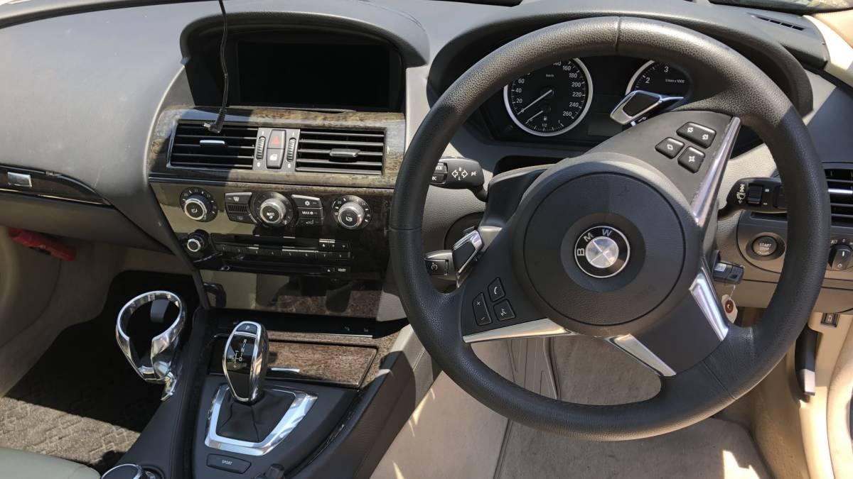 BMW 6シリーズ 650i_画像9