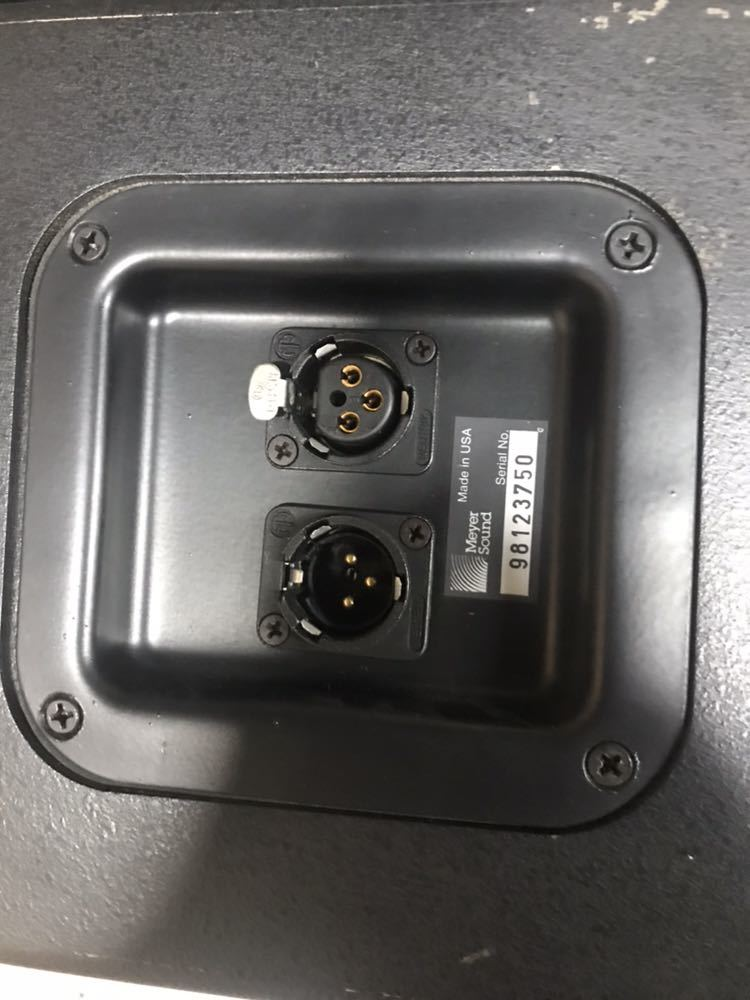 Meyer Sound ST-85入りモニタースピーカー ペア_画像6
