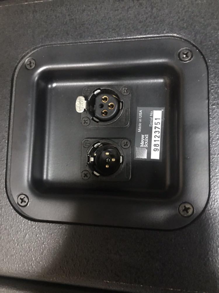 Meyer Sound ST-85入りモニタースピーカー ペア_画像7