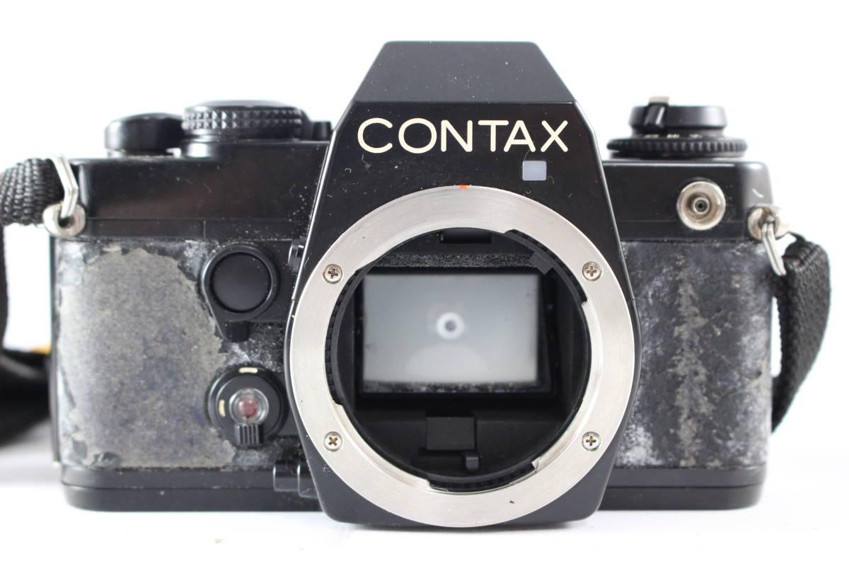 CONTAX コンタックス 139 QUARTZ 一眼レフ フィルムカメラ ボディ + 139WINDER + アングルファインダー セット_画像3