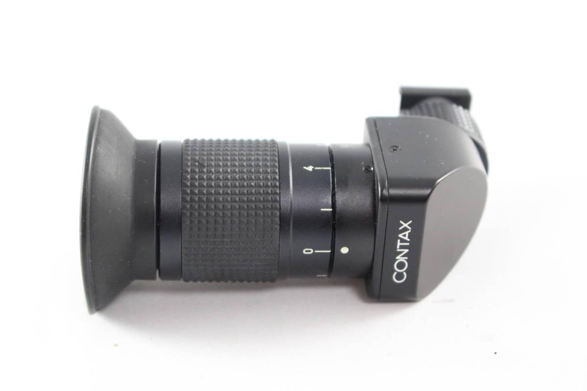 CONTAX コンタックス 139 QUARTZ 一眼レフ フィルムカメラ ボディ + 139WINDER + アングルファインダー セット_画像9