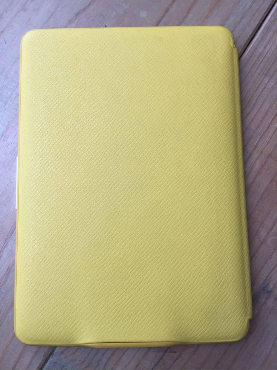 Kindle paperwhite キンドル ケース付 中古品_画像4