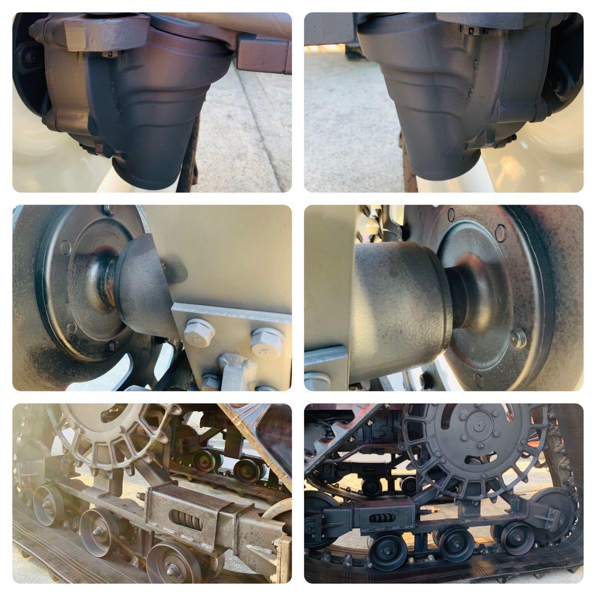 クボタ トラクターKL505 ハイスピード エアコンキャビン付き 高速パワクロ 50馬力 。_画像7