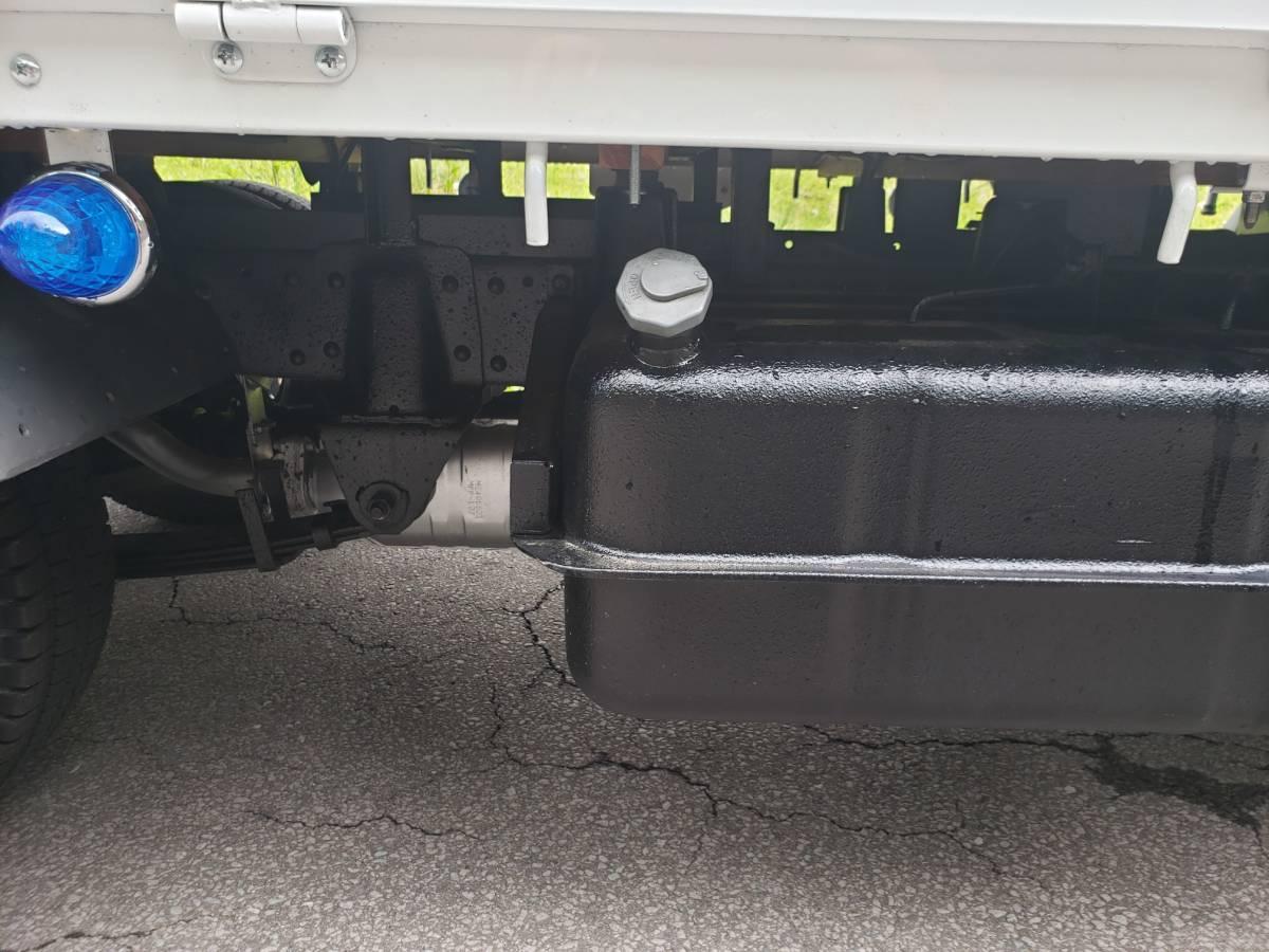 キャンター 4WD クレーン付  車検付 すぐに使用できます。_画像8