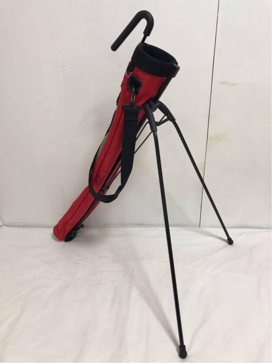 ゴルフ用品 Glove Holder クラブケース 練習用 セルフ スタンド型