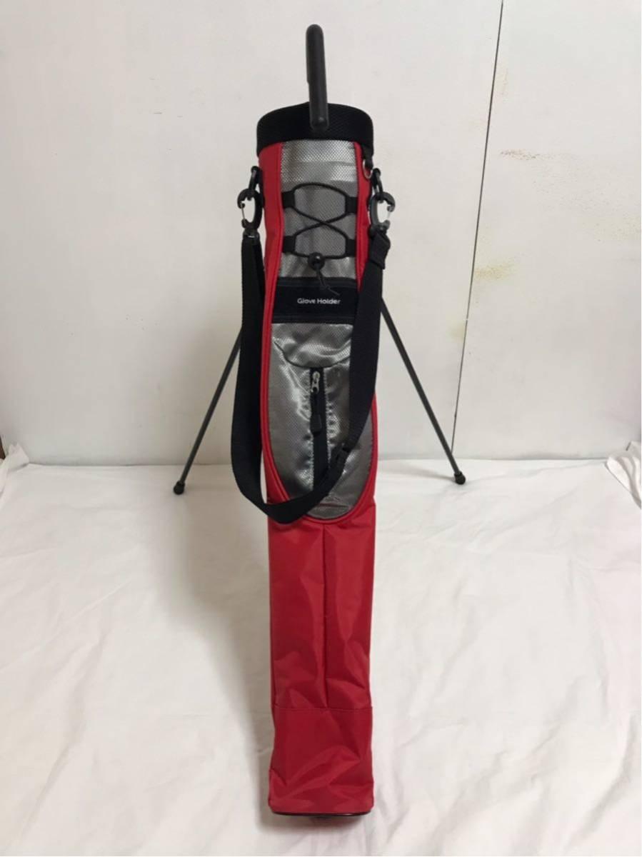 ゴルフ用品 Glove Holder クラブケース 練習用 セルフ スタンド型 _画像3
