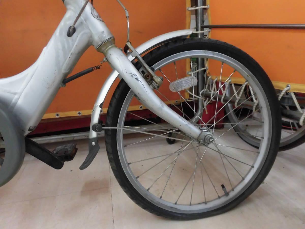 21 J GIANT revive 20インチ 特殊自転車 アルミフレーム 直接お引き取り限定! 岐阜_画像6