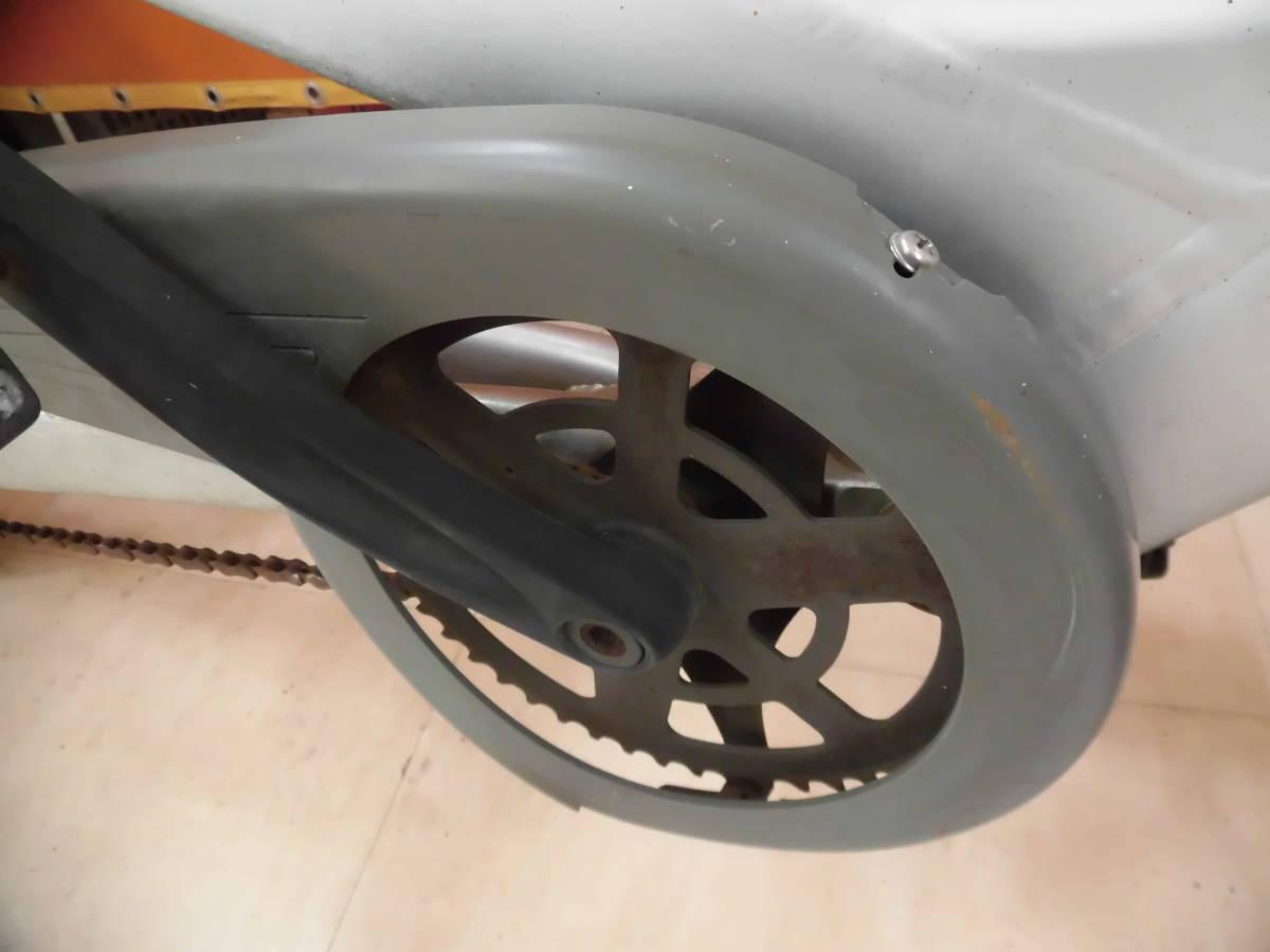 21 J GIANT revive 20インチ 特殊自転車 アルミフレーム 直接お引き取り限定! 岐阜_画像3