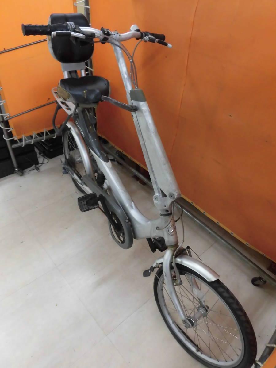21 J GIANT revive 20インチ 特殊自転車 アルミフレーム 直接お引き取り限定! 岐阜_画像8