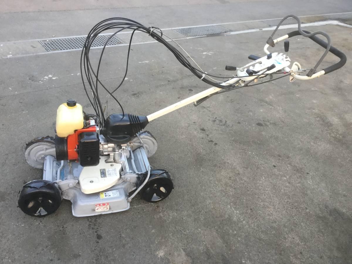 KIORITZ 草刈機 芝刈機 AZ 850 4WD