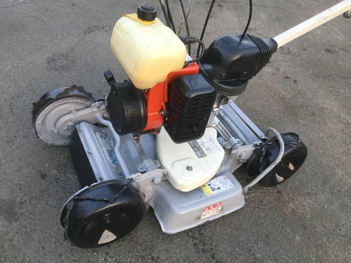 KIORITZ 草刈機 芝刈機 AZ 850 4WD_画像2