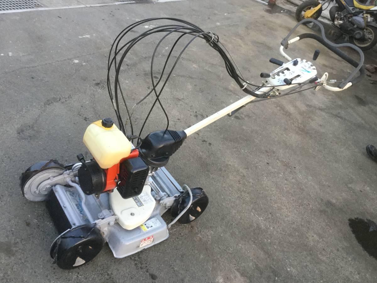KIORITZ 草刈機 芝刈機 AZ 850 4WD_画像3