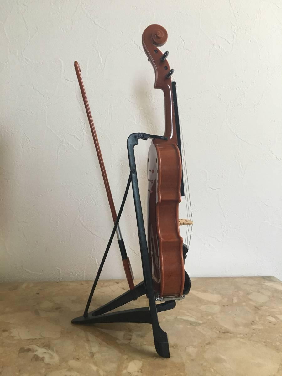 自動演奏バイオリン ハッピーバースディ・結婚行進曲・ジングルベル等 インテリアにもどうぞ_画像4