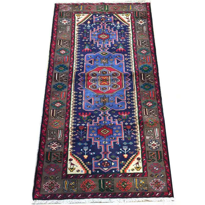 ◆新入荷◆最高級手織りペルシャ絨毯 家具 カーペット 高密度 高級感満載 イラン産 シルク/ウール 1.45m*1m