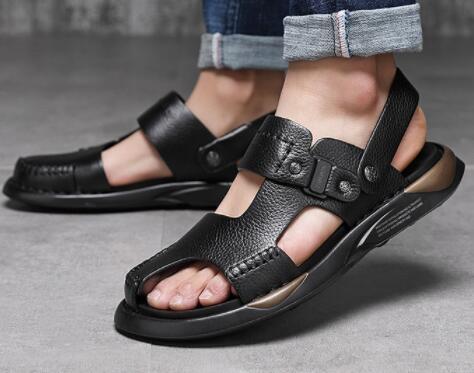 No01085 本革ブーツ 品質保証100% 男性用靴 ブラック/黒 サイズ(選択可)_画像5