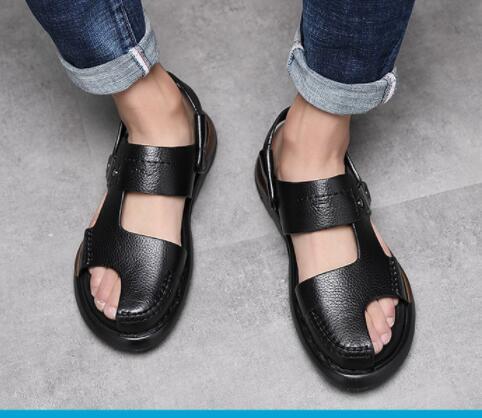 No01085 本革ブーツ 品質保証100% 男性用靴 ブラック/黒 サイズ(選択可)_画像3