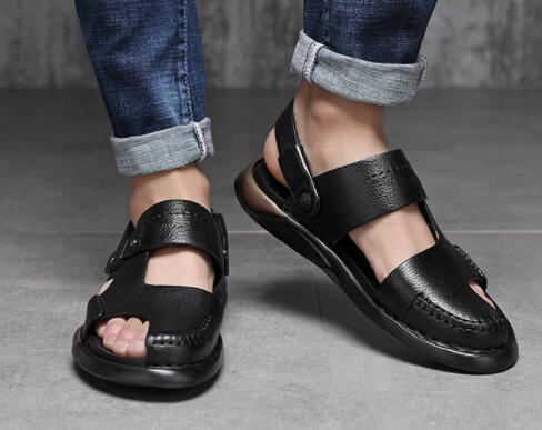 No01085 本革ブーツ 品質保証100% 男性用靴 ブラック/黒 サイズ(選択可)_画像2