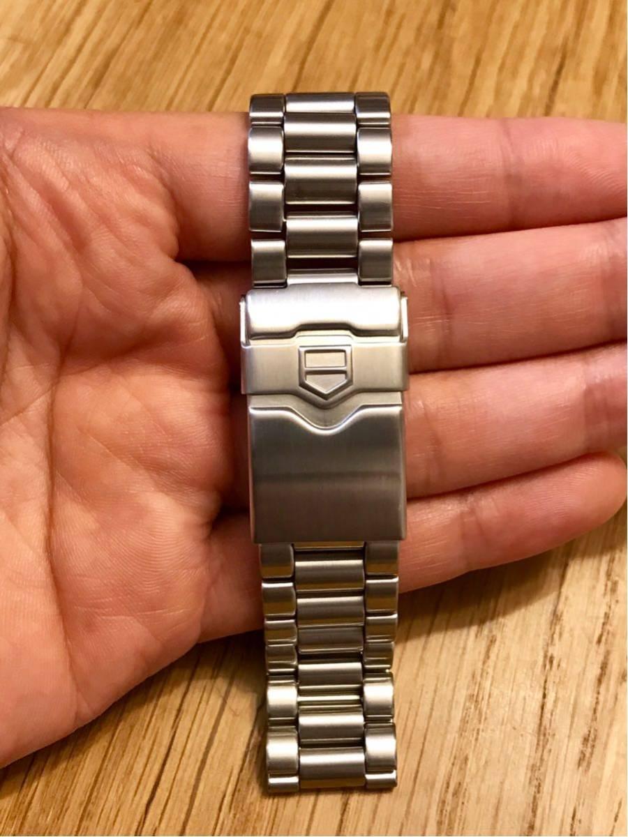 TAGHEUER タグホイヤー インディ500 クロノグラフ メンズ 腕時計 INDY500 フォーミュラ1 _画像3