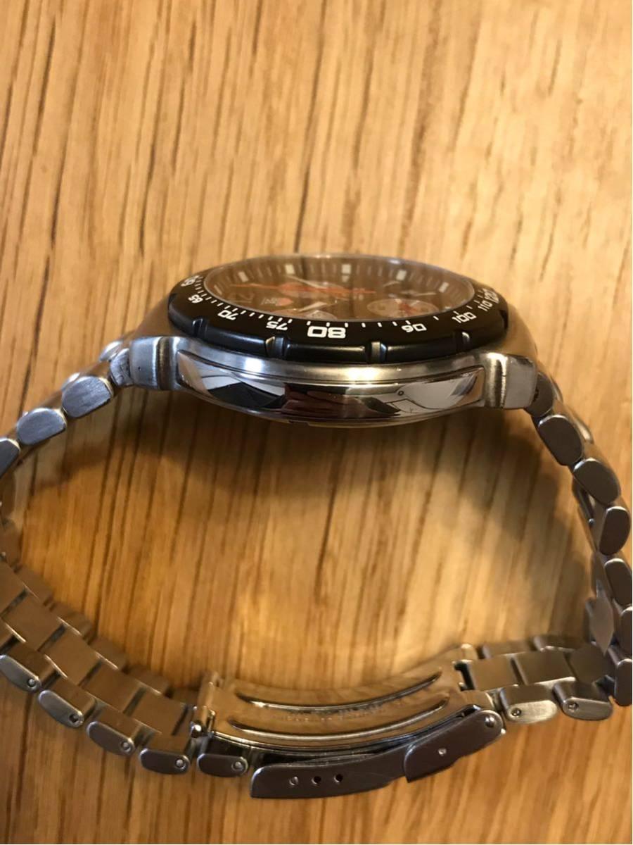 TAGHEUER タグホイヤー インディ500 クロノグラフ メンズ 腕時計 INDY500 フォーミュラ1 _画像5