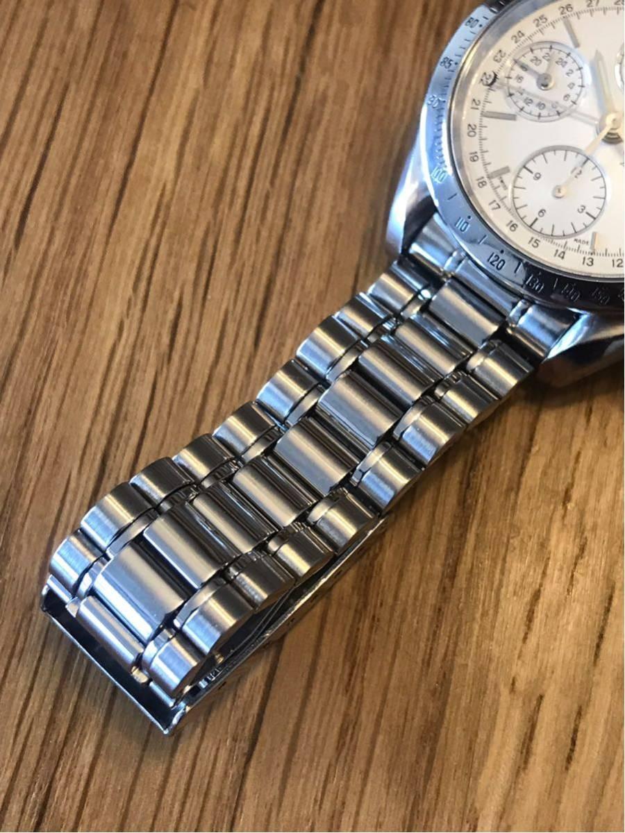 OMEGA オメガ スピードマスター トリプルカレンダー メンズ 腕時計_画像8