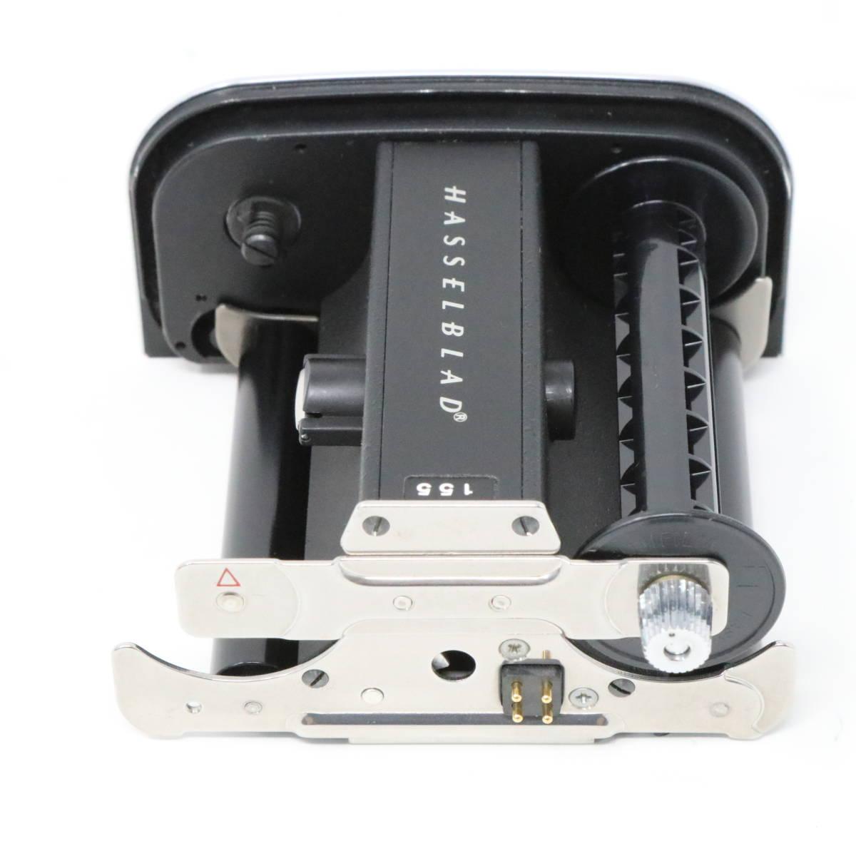 【中古良品完動品】 HASSELBLAD ハッセルブラッド 中判一眼レフカメラ ☆205TCC CarlZeiss Planar F 80mm F2.8 T* マガジン12TCC +16TCC付_画像8