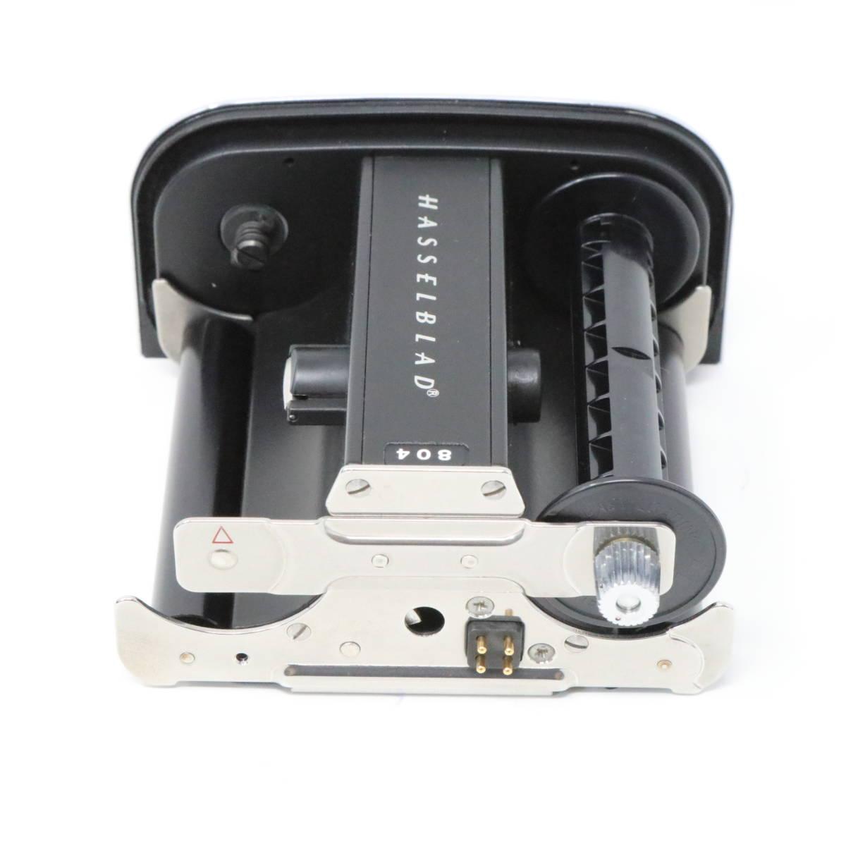 【中古良品完動品】 HASSELBLAD ハッセルブラッド 中判一眼レフカメラ ☆205TCC CarlZeiss Planar F 80mm F2.8 T* マガジン12TCC +16TCC付_画像10