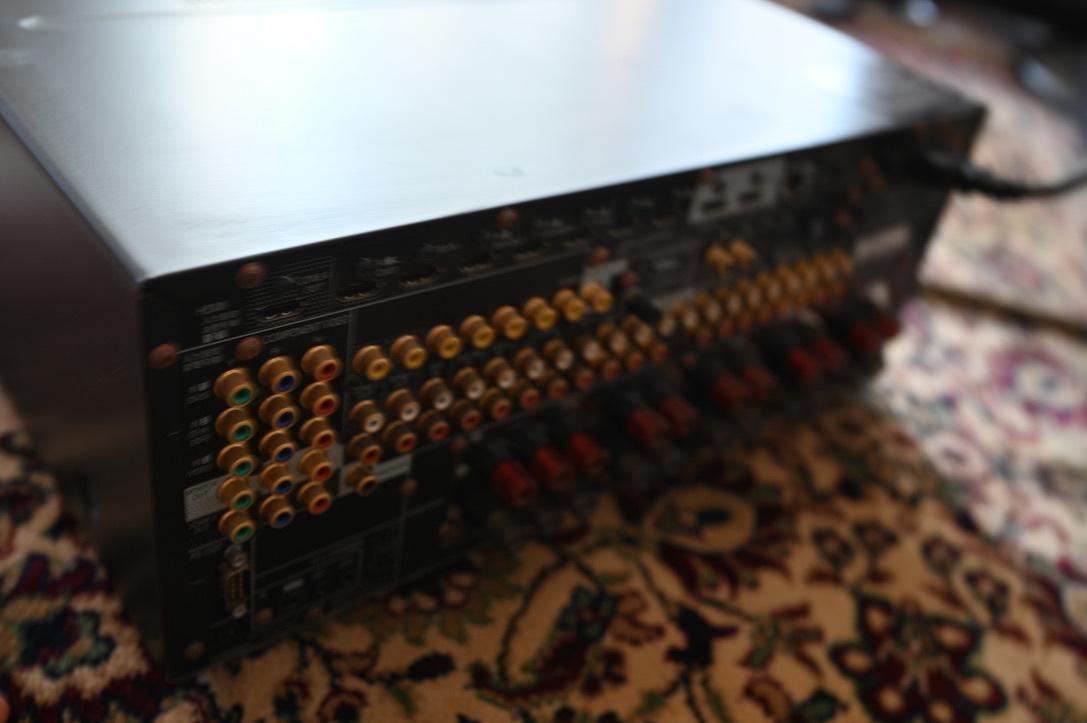 [ジャンク] Pioneer SC-LX86 AVアンプ パイオニア_画像3