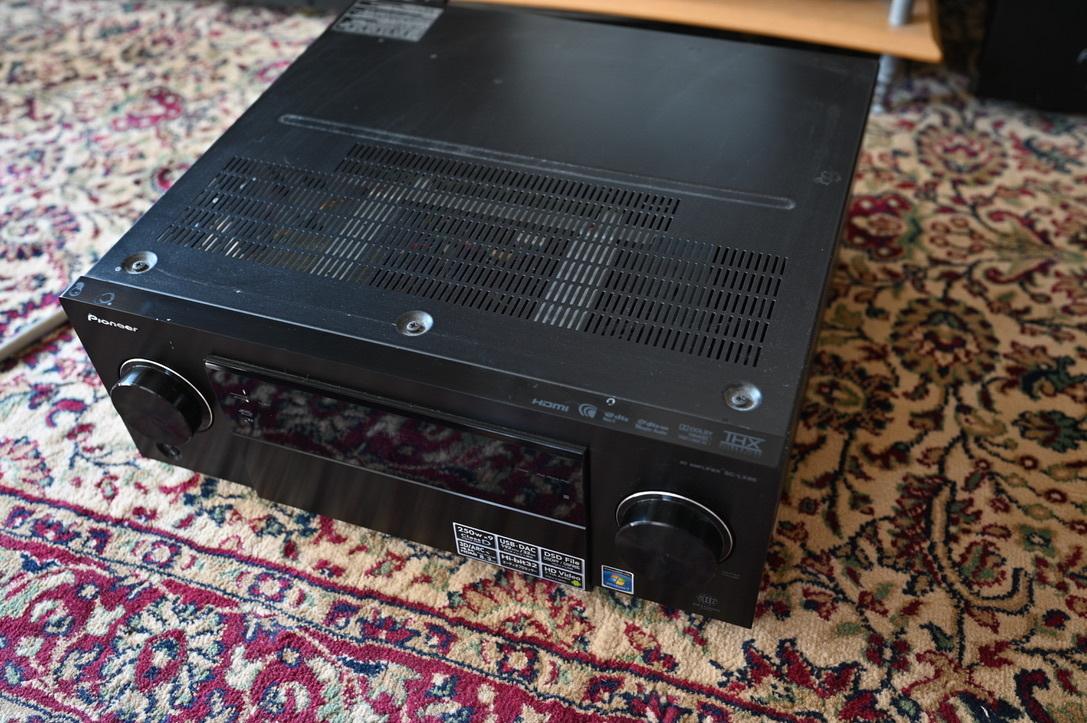 [ジャンク] Pioneer SC-LX86 AVアンプ パイオニア_画像2