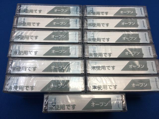 未開封品 Panasonic ミニDVカセット 13本 標準60分 パナソニック MiniDV_画像4