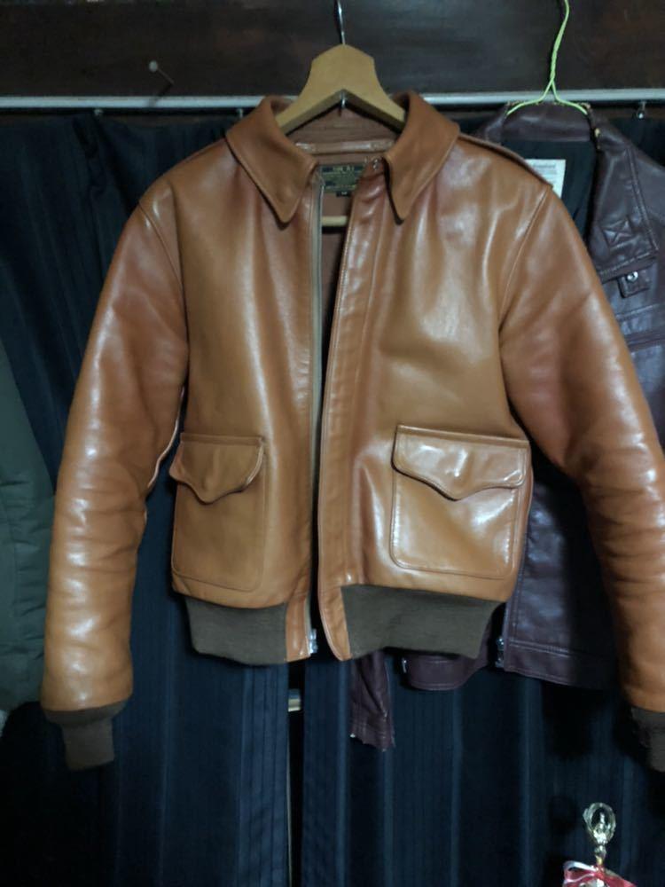THE FEW a-2ジャケット