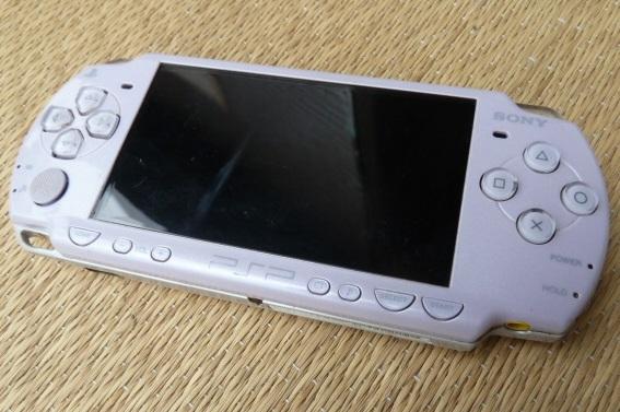ソニー SONY PSP プレイステーション・ポータブル 本体 ブラック PSP-1000/ホワイト PSP-2000 2台セット_画像3
