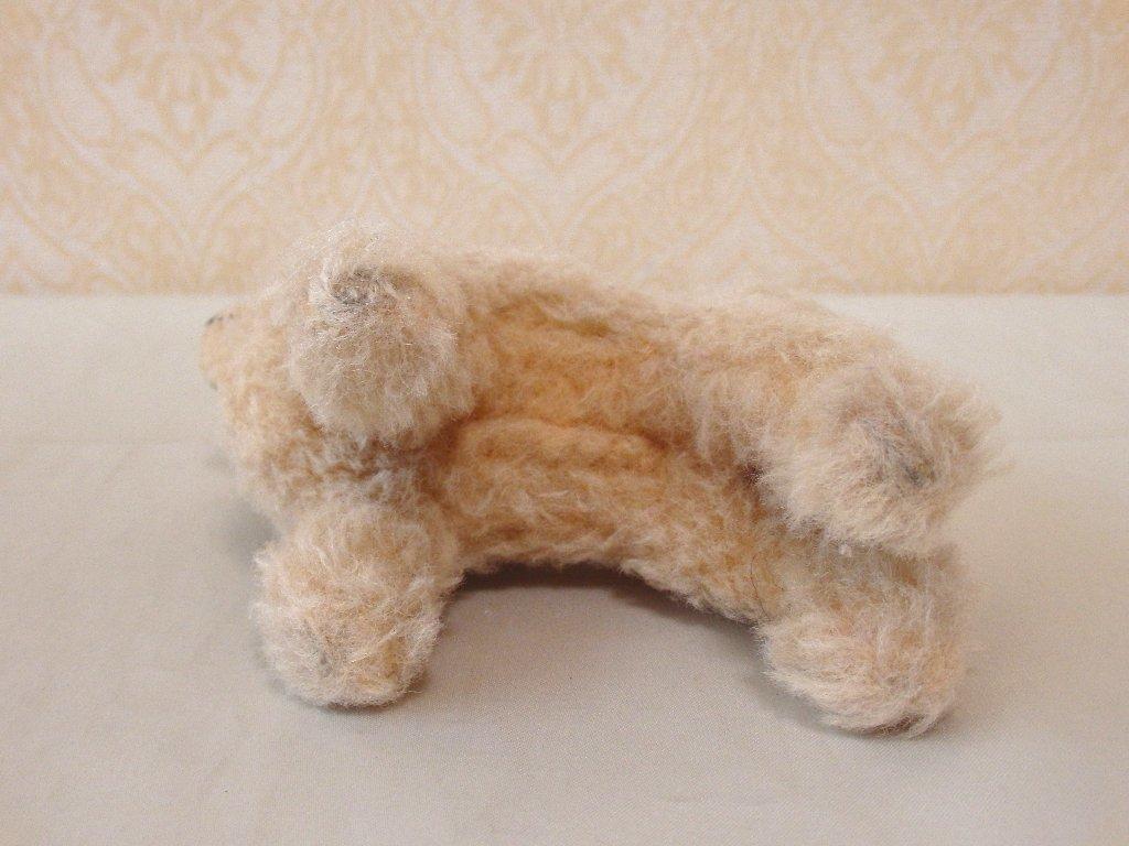 steiffシュタイフ/ ビンテージ・チャウチャウ犬 / 12cm_画像10