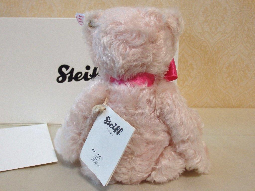 steiffシュタイフ/ Breast Cancerチャリティー・テディベア_画像9