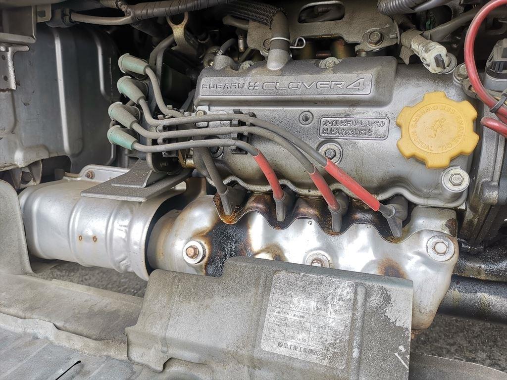 ドラレコ、フルセグ、バックカメラ、装備充実のサンバーディアスワゴン 4WD スーパーチャージャー 車検5月31日まで、急げ~!!_画像5