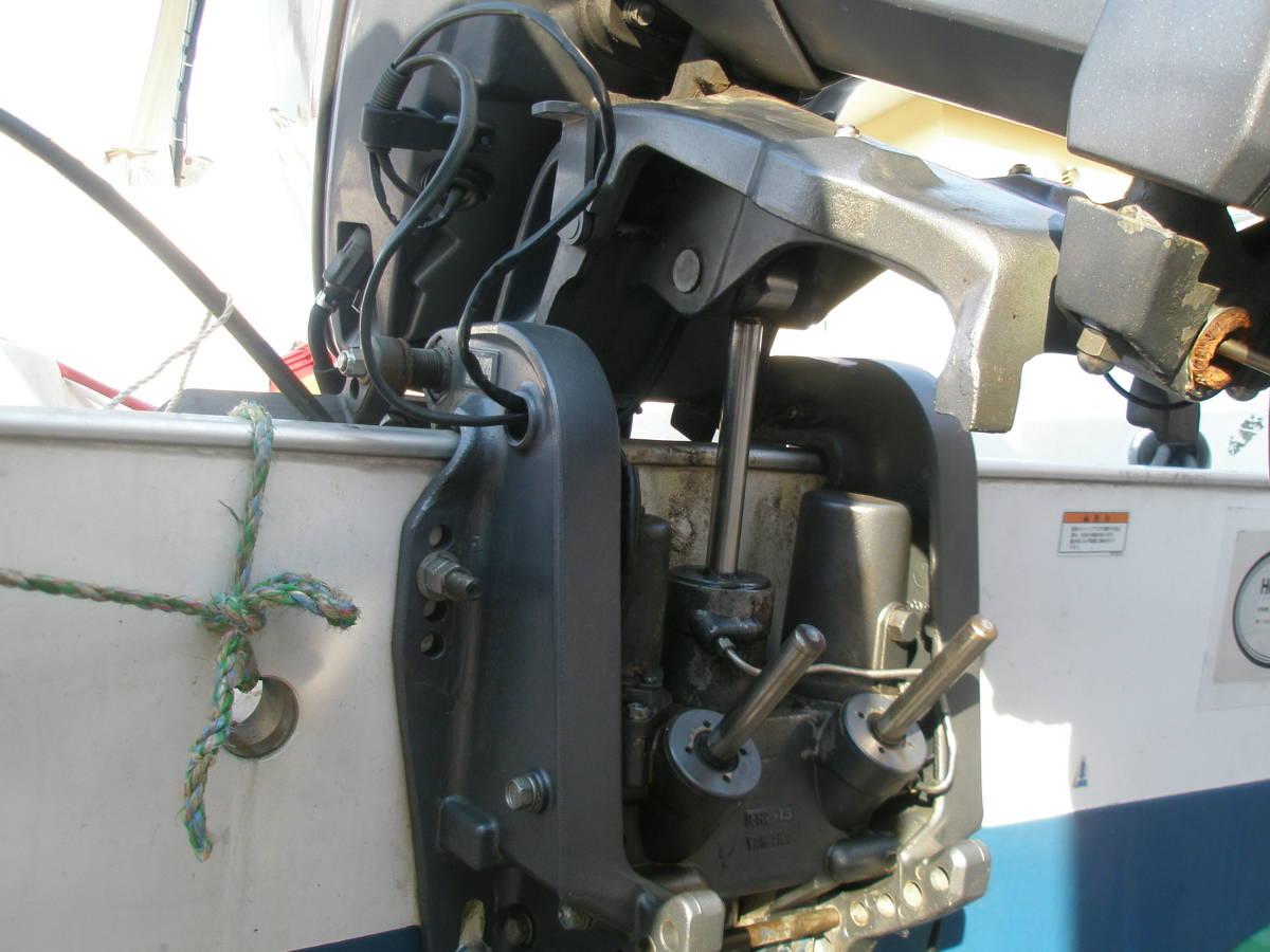 ◆YAMAHA◆ヤマハ製 6H22サイクル 60馬力(L足) 点検整備済 ◆_画像7