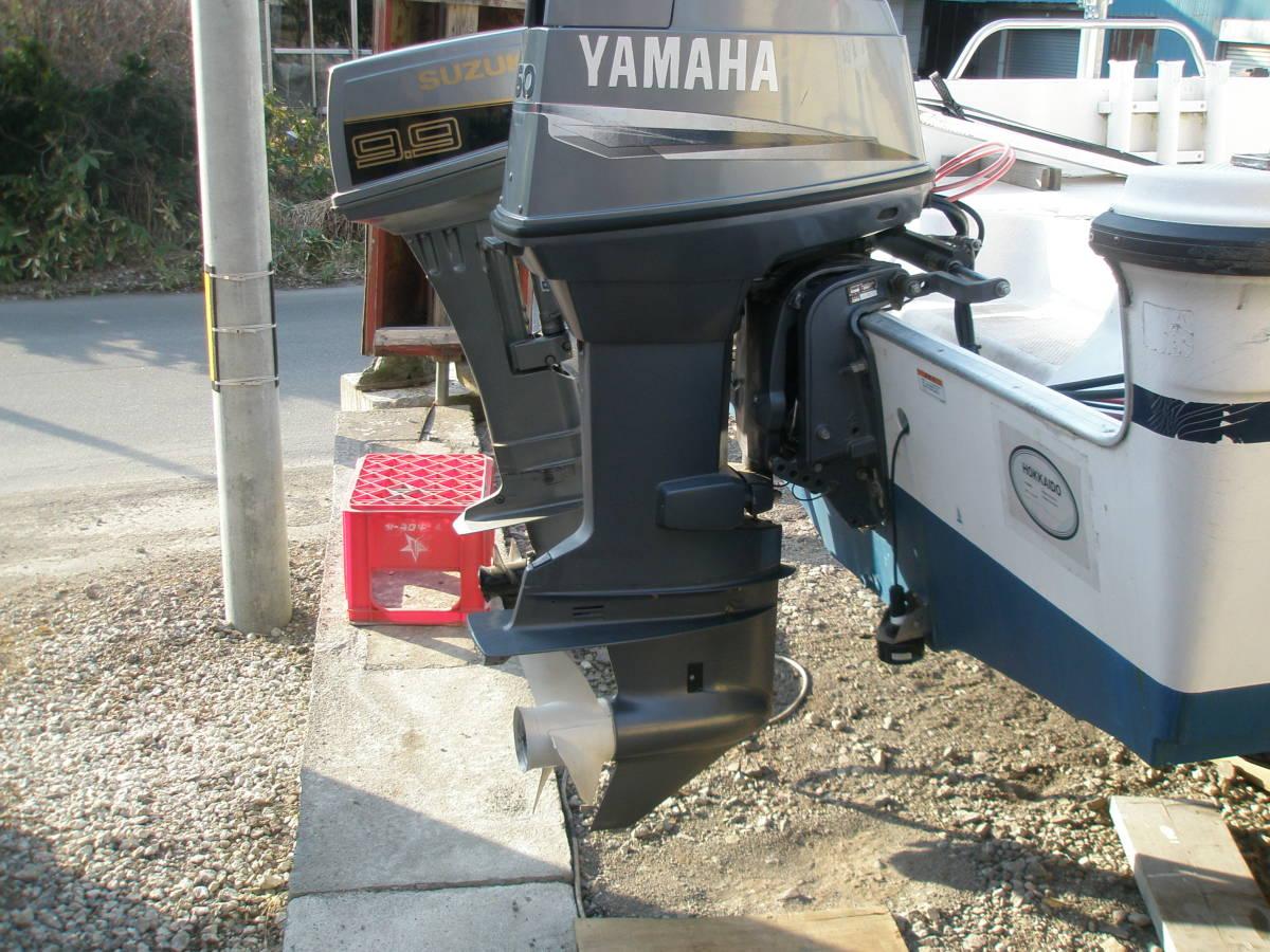 ◆YAMAHA◆ヤマハ製 6H22サイクル 60馬力(L足) 点検整備済 ◆_画像3